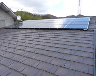 ④太陽光発電設備