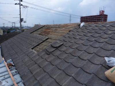 屋根リフォーム施行の流れ