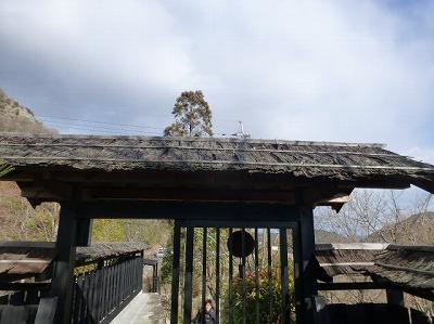 塀・門 屋根施工