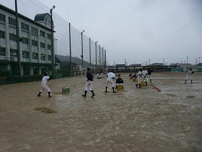 岡山城東高校野球部OB会 24年第1回運営委員会様子