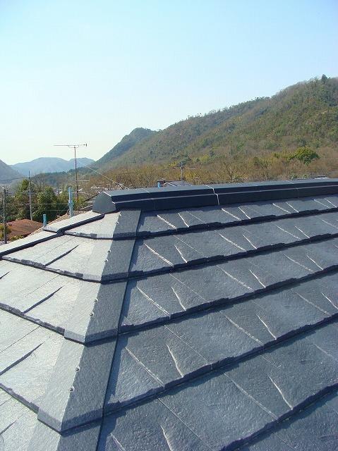 空 と 屋根 (今風)