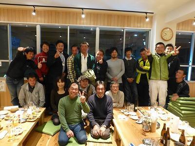 2012 酒豪で集合 忘年会