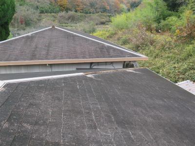 板金屋根飛散修繕
