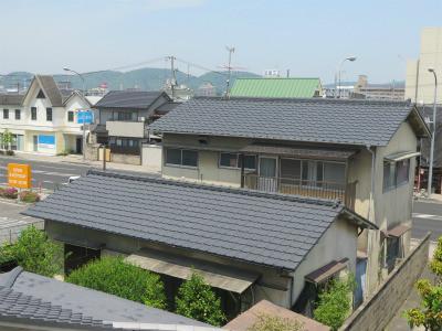 屋根塗装②(岡山市中区)