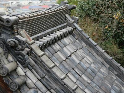 社寺 鐘撞堂屋根修繕工事