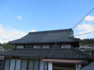 岡山県赤磐市地内 屋根改修工事完成