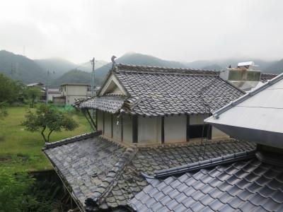 岡山県久米郡美咲町 雨漏れ修繕工事