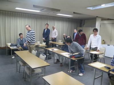 岡山県瓦工事協同組合青年部の会