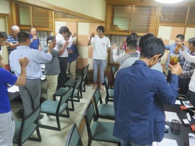 team 岡山県瓦工事協同組合青年部
