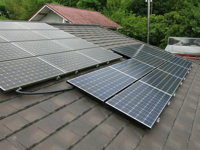 太陽光発電設備増設工事