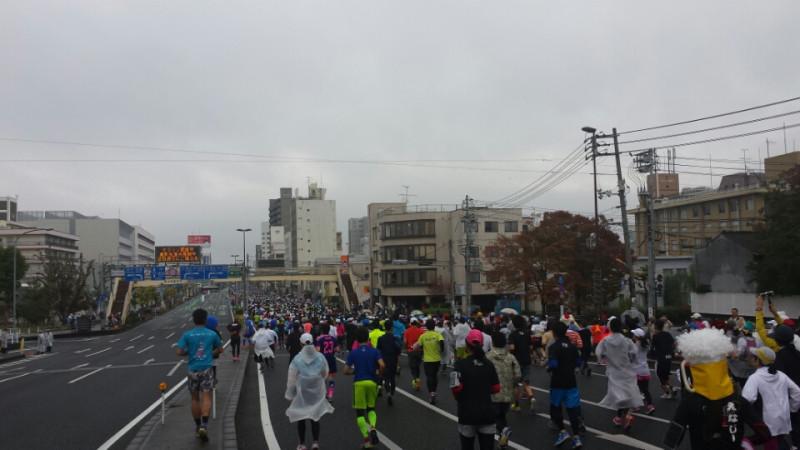 第一回おかやまマラソン