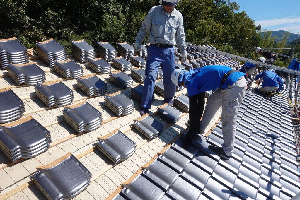 施工事例:屋根のリフォーム vol.1