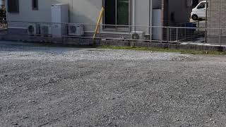 砕石敷き【動画】