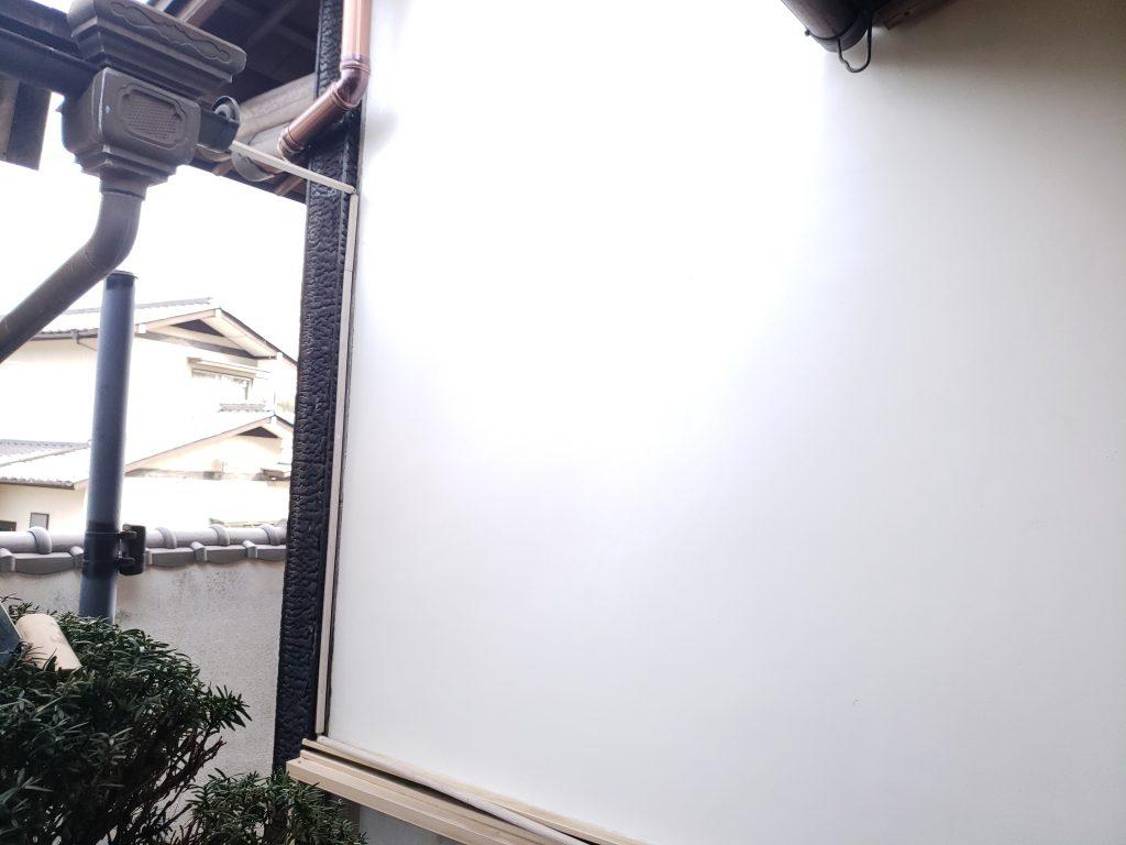 施工事例:左官(漆喰)工事