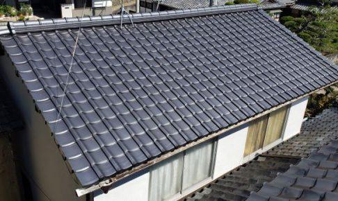 施工事例:屋根 葺き替え工事