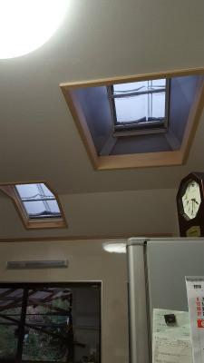 室内の明かり