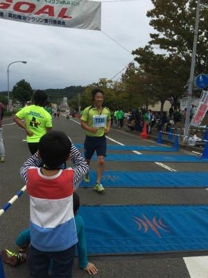 高松ファミリー&クォーターマラソンin AJI2016