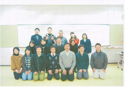 おちゃむの『よろこびの庭』-坪井先生勉強会