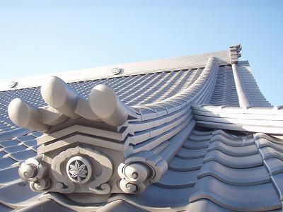 おちゃむの『よろこびの庭』-正妙寺 下棟完成
