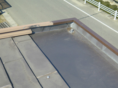 板金屋根修繕