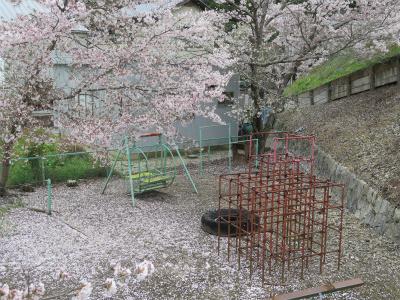 岡山市北区御津金川西町の公園