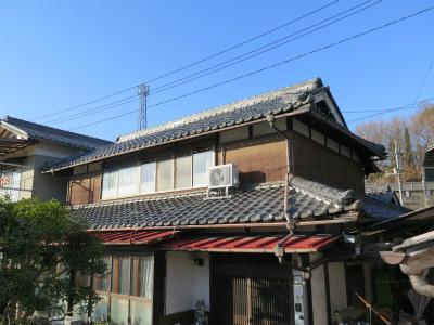 岡山 城東広告 屋根