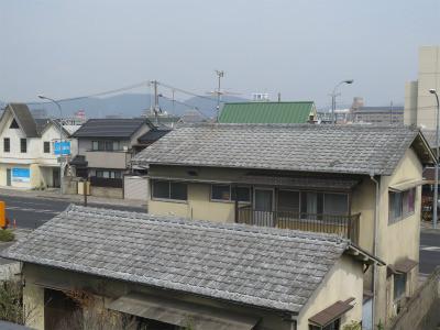 岡山市中区浜 屋根塗装前