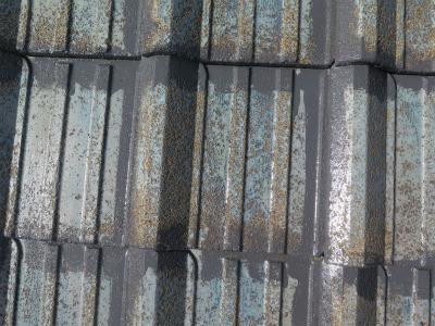 セメント瓦 塗装施工