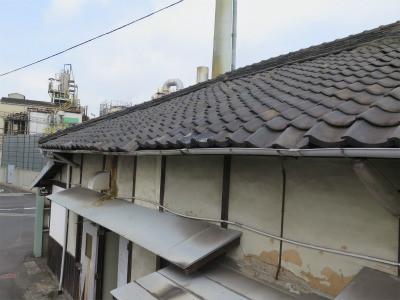 岡山製紙更衣室