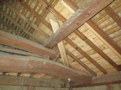屋根板交換