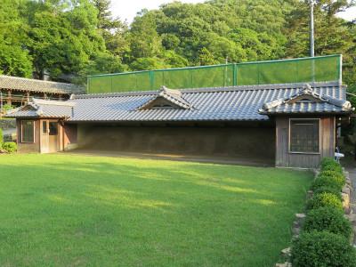 吉備津神社 弓道場 的場