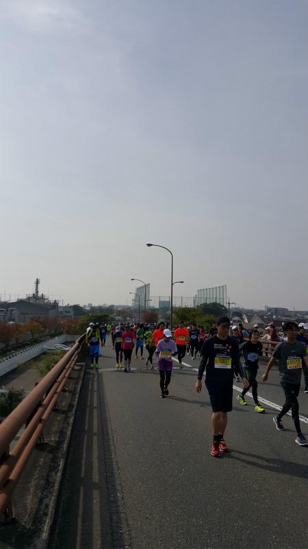 おかやまマラソン2106