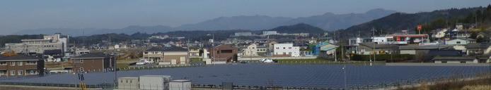 おちゃむの『よろこびの庭』-太陽光大阪ガス切り抜き