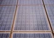 おちゃむの『よろこびの庭』-太陽光発電 モジュール