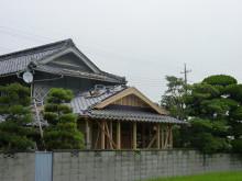 おちゃむの『よろこびの庭』-片山様邸 増築工事