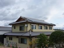 おちゃむの『よろこびの庭』-SHARP 太陽光発電
