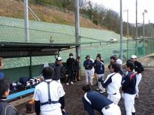 おちゃむの『よろこびの庭』-2011.1.2. 関西球場試合前