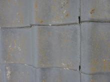 おちゃむの『よろこびの庭』-清水様セメント瓦前 1枚状態