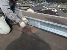 おちゃむの『よろこびの庭』-太陽光発電 陸屋根設置通常⑥