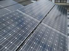 おちゃむの『よろこびの庭』-太陽光発電 陸屋根オリジナル設置法