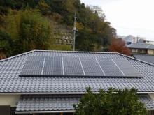 おちゃむの『よろこびの庭』-金川コミュニティー 太陽光