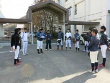 2014 ob野球ミーティング゙