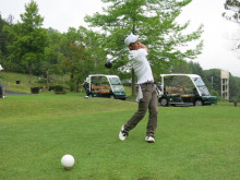 2014城東ゴルフ雪吉