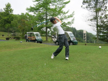 2014城東ゴルフ日下