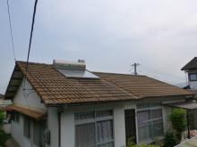 モニエル瓦から屋根リフォーム